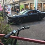 Dodge Challenger SRT Black