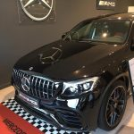 Mercedes GLC 63 S COUPE AMG