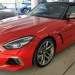 BMW Z4///M40i Roadster (7 photos)