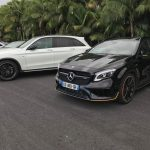Mercedes-Benz GLC 6.3s //AMG 4matic + & GLA 45 //AMG Yellow Night Édition
