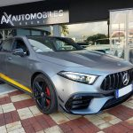 Mercedes A45 S AMG One Edition